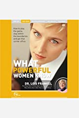 What Powerful Women Know (Live) Audible Audiobook