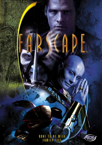 Farscape Season 1, Vol. 11 - Bone to Be Wild / Family - Franklin Ben Eye Color