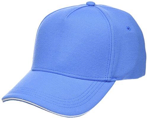 487 Hombre Azul para Tommy Gorra Pique Cap Hilfiger Regatta de Béisbol 6pv8an6