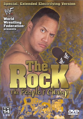 WWE - The Rock - The People's Champ