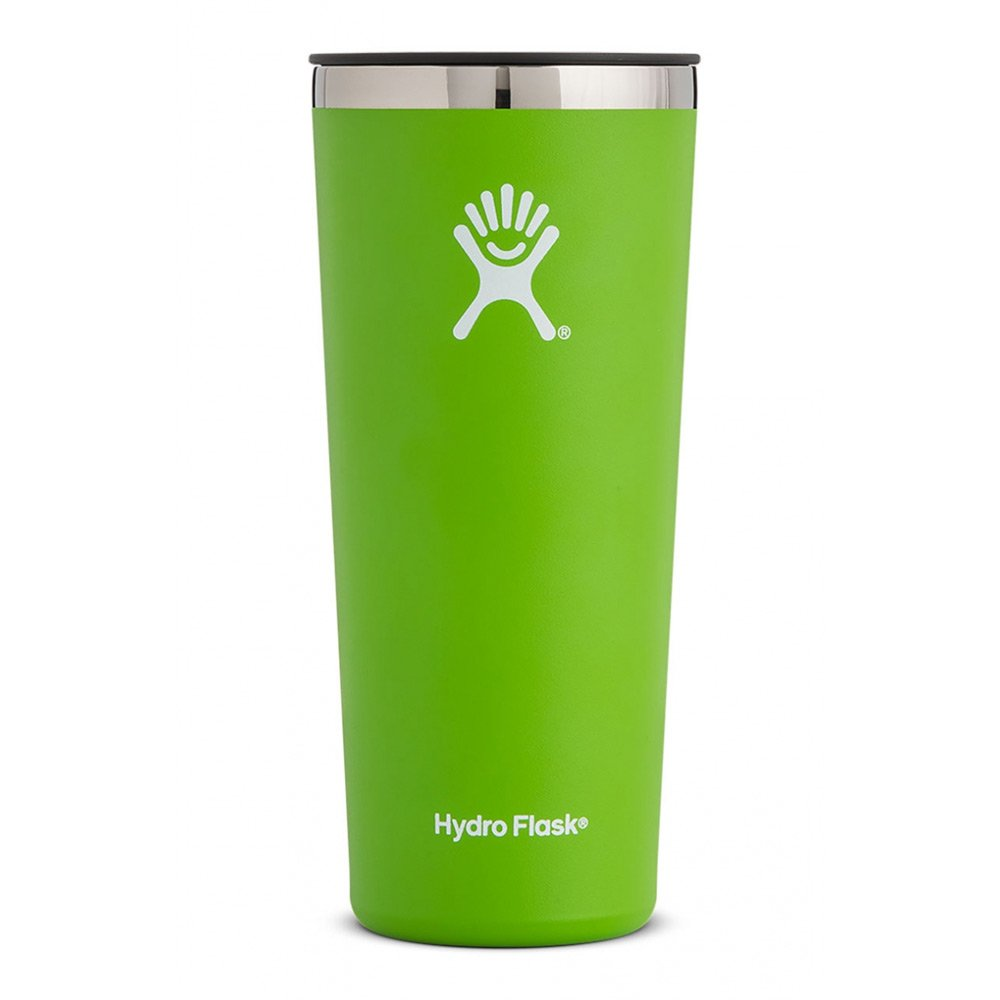 Hydro Flask二重壁真空断熱ステンレススチールトラベルタンブラーカップwith BPAフリーpress-in蓋 B01N5QE6MN 22オンス|キウイ キウイ 22オンス