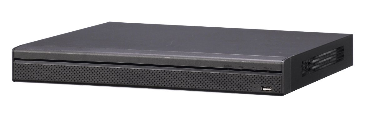 Everest Security 16 Channel Digital Video Recorder Penta-brid , 16CH CVI DVR CVR XVR Tribrid Hybrid. This unit works with CVI TVI AHD IP Analog