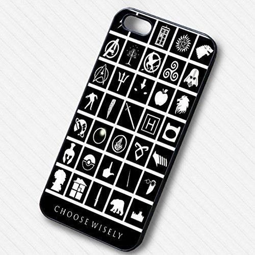 All the fandoms pour Coque Iphone 6 et Coque Iphone 6s Case G7D8NX