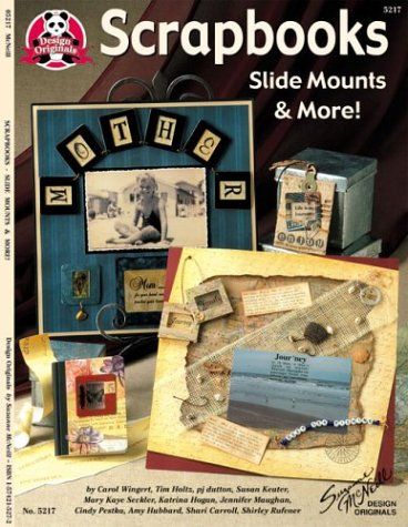 Scrapbooks Slide Mounts and More