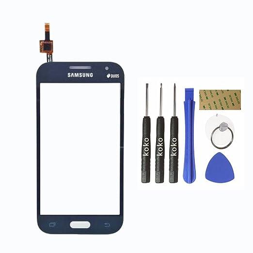 3 opinioni per TOUCH SCREEN Per SAMSUNG Galaxy Core Prime G361 SM-G361F Vetro Grigio Nero