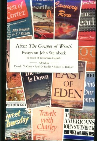 critical essays of steinbecks of mice and men