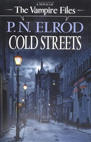 book cover of Cold Streets
