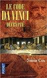 Le code Da Vinci décrypté par Cox