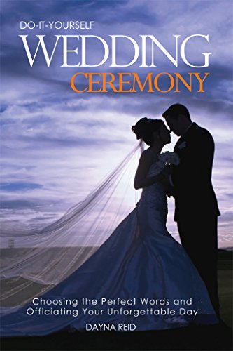 Do Yourself Wedding Ceremony Unforgettable ebook product image
