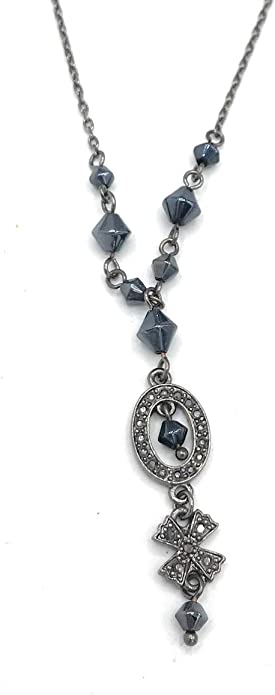 Lia Sophia Out to Sea Retired Necklace