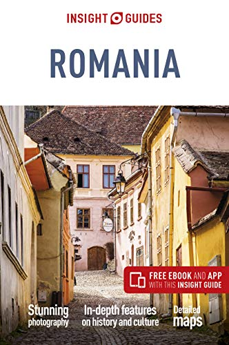 Insight Guides Romania (Travel Guide with Free eBook)...