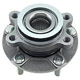 WJB WA513298 - Front Wheel Hub Bearing Assembly - Cross Reference: Timken HA590278 / Moog 513298 / SKF BR930772