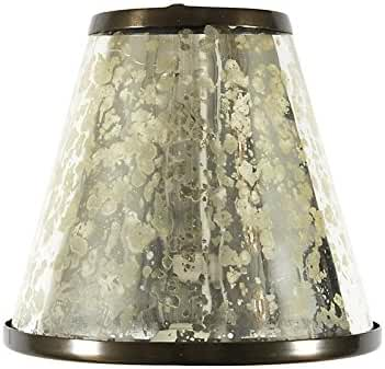 Amazon include out of stock chandeliers ceiling lights mercury glass chandelier shade ballard designs aloadofball Choice Image