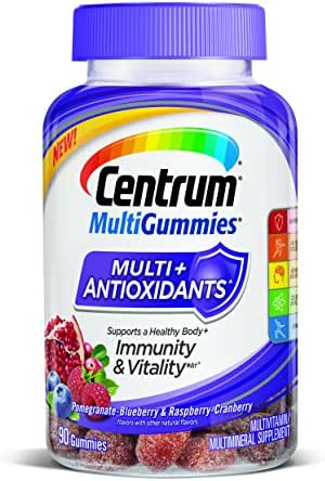 Centrum Multi-Gummies +Antioxidant, 90 Count
