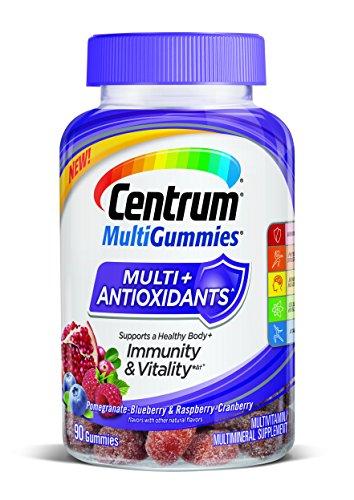 Centrum Multi-Gummies +Antioxidant, 90 Count