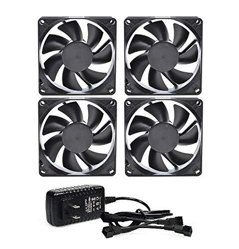 PROCOOL AV-480T Silent AV cabinet cooling fan