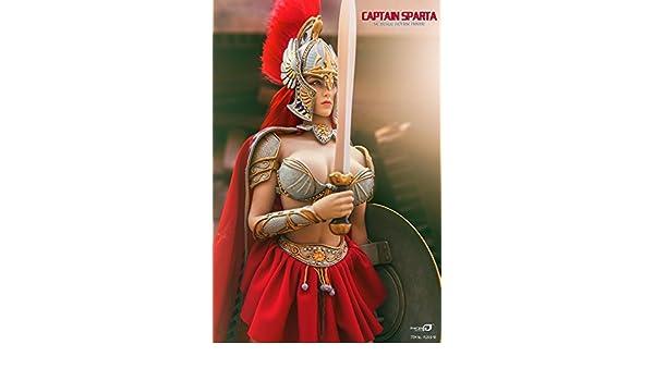 osw.zone Phicen Captain Sparta 1/6 Scale Super Flexible Female Seamless Body PL2016-98