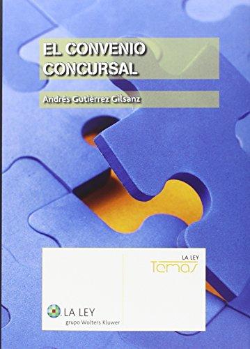Descargar Libro Convenio Concursal,el Andres Gutierrez Gilsanz