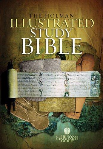 Holman Illustrated Study Bible-HCSB