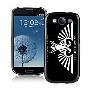 Warhammer 40K (2) Black Fantastic Design Samsung Galaxy S3 I9300 Cover Case