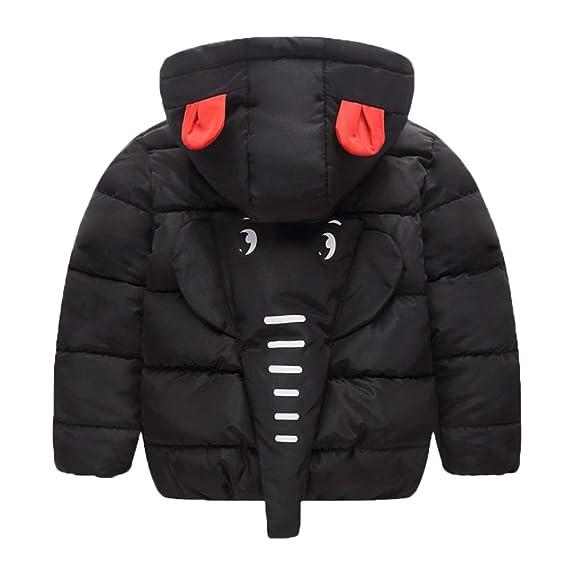 Amazon.com: Lurryly❤ Chaqueta de invierno para niños con ...