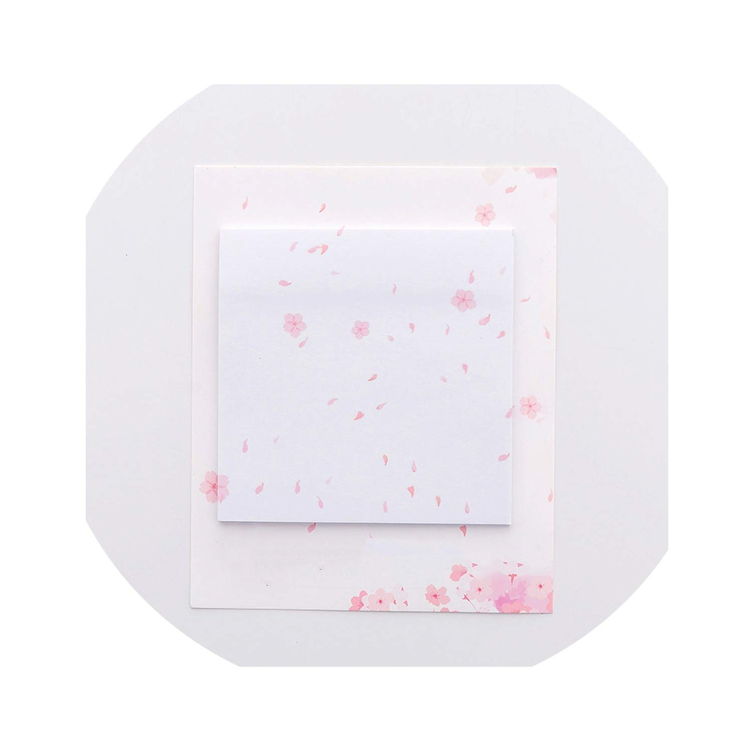 Marble Post Notes Office Supplies Desk Supplies Sticky Notes Memo Pad
