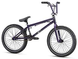"Mongoose Legion L40 20"" Wheel Freestyle Bike, Purple, One Size"