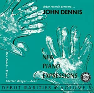 New Piano Expressions Debut: Rarities 5