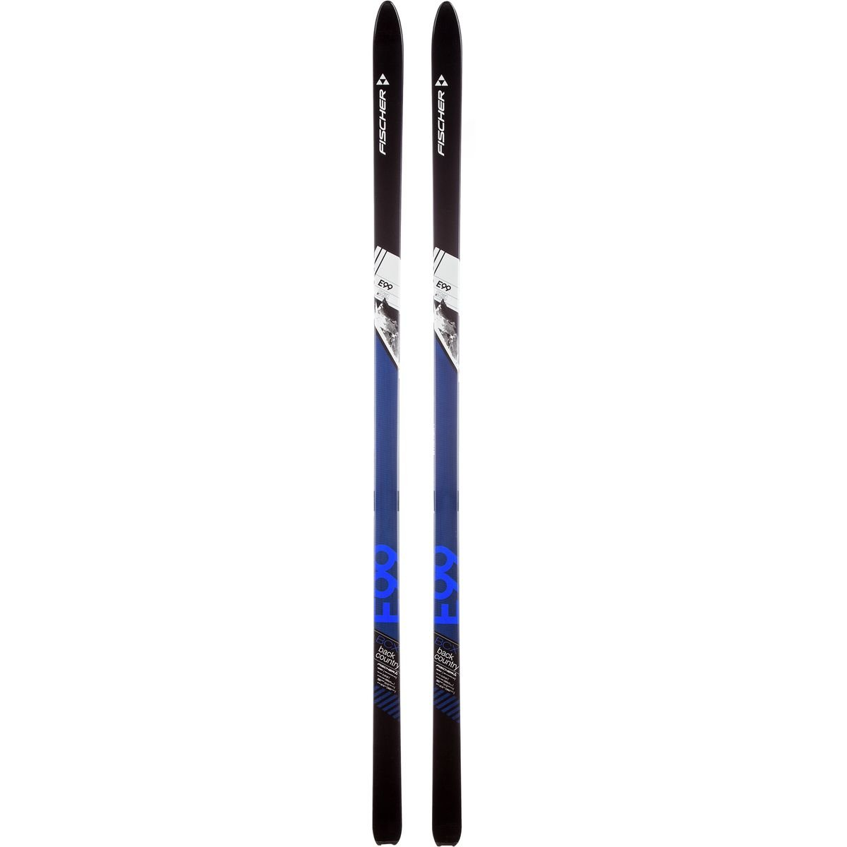 Fischer E99 Crown Xtralite Ski One Color, 190cm by Fischer