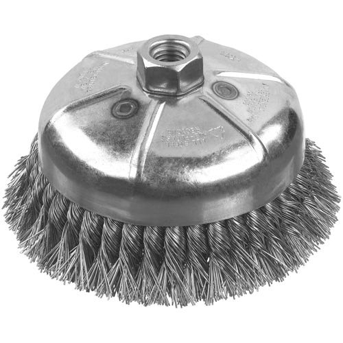 Knot Cup Brush - 4