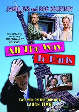 All The Way To Paris Amazonde Dvd Blu Ray