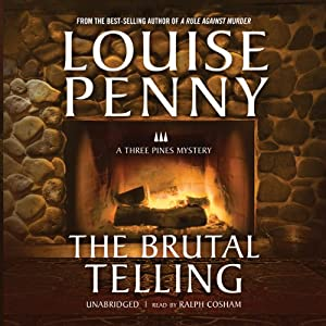 The Brutal Telling Audiobook