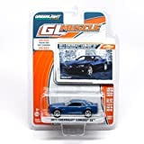 2011 Chevrolet Camaro SS (Blue) * GL Muscle Series 8 * 2014 Greenlight Collectibles Limited Edition 1:64 Scale Die-Cast Vehicle & Collector Trading Card