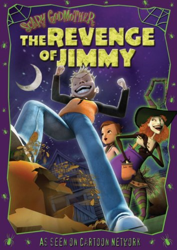 DVD : Scary Godmother: Revenge of Jimmy (Repackaged, Widescreen)