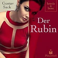 Der Rubin Hörbuch von Gustav Sack Gesprochen von: Matthias Voigt