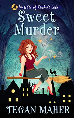 Sweet Murder: Witches of Keyhole Lake Book 1 (Witches of Keyhole Lake Southern Mysteries) (Best Way To Light A Bbq)