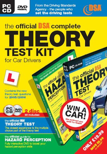 The Official DSA Complete Theory Test Kit