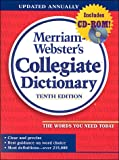 Merriam-Webster's Collegiate Dictionary, Merriam-Webster, Inc. Staff, 0877797137