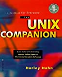 img - for The Unix Companion book / textbook / text book
