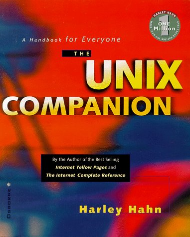 The Unix Companion by McGraw-Hill Osborne Media