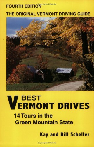 Best Vermont Drives, Fourth Edition