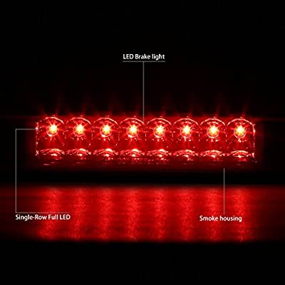 DNA Motoring 3BL-TTAC95-LED-SM Third Brake Light: Automotive