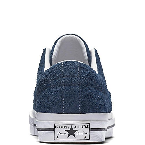 Navy One Unisex Lifestyle Adulto 410 White Ox Azul Star Zapatillas White Converse gxOwST8w