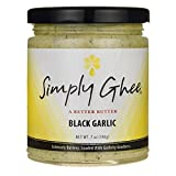 Black Garlic Ghee 7 Ounce (198 grams) Jar