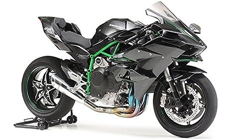 ASENER Ensamblaje De Un Modelo De Motocicleta 1/12Kawasaki ...