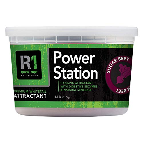 Rack One Power Station - Sugar Beet - Hanging Lick Attractant