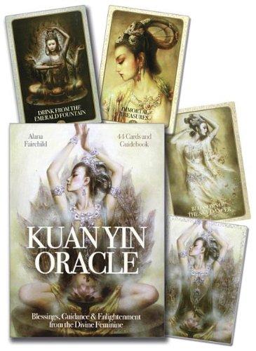 Cartas Oraculo Kuan Yin [importadas] Xsr