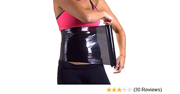 Amazon.com : 2 Osmotic Plastic Body Wrap Paper Cellulite Waist Burning Fat Speed Up Process 60m : Everything Else