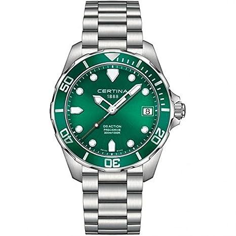 Certina DS Action C032.410.11.091.00 Reloj para hombres muy deportivo: Amazon.es: Relojes