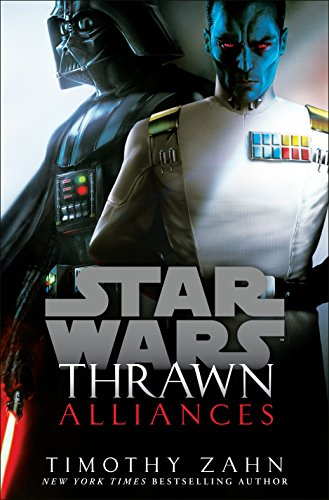Book cover from Thrawn: Alliances (Star Wars) (Star Wars: Thrawn) by Timothy Zahn